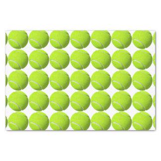 Papier Mousseline Balle de tennis