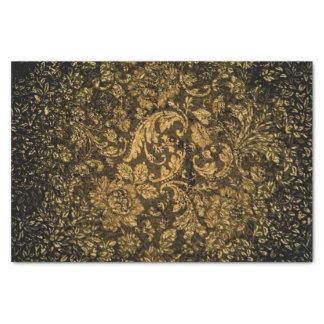 Papier Mousseline Belle damassé décorative