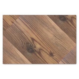 Papier Mousseline Cadeau en bois Wral