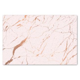 Papier Mousseline Concepteur rose et rose de marbre d'or