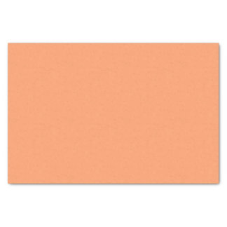 Papier Mousseline Couleur orange doucement tranquille