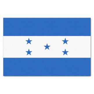 Papier Mousseline Drapeau du Honduras