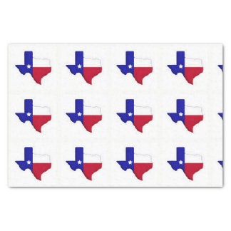 Papier Mousseline État d'enveloppe de cadeau du Texas Lonestar