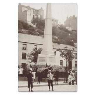 Papier Mousseline Falmouth vintage
