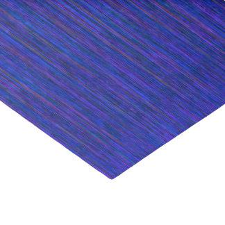 Papier Mousseline HAMbyWG - tissu de cadeau - le mélange bleu le