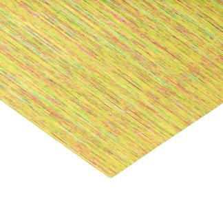 Papier Mousseline HAMbyWG - tissu de cadeau - mélange jaune
