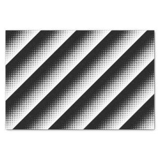 Papier Mousseline Image tramée