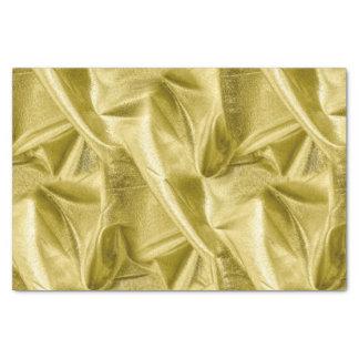 Papier Mousseline Les riches ont chiffonné la texture métallique de