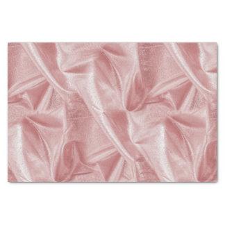 Papier Mousseline Les riches ont chiffonné la texture rose