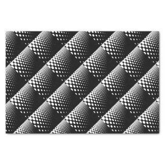 Papier Mousseline Perspective d'image tramée