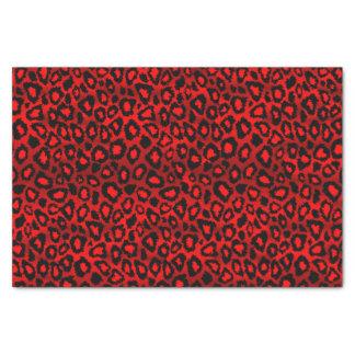 Papier Mousseline Poster de animal sauvage de chat de léopard