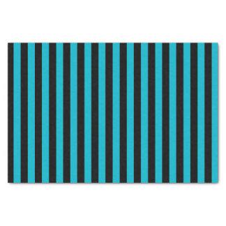 Papier Mousseline Rayures noires avec la couleur d'arrière - plan du