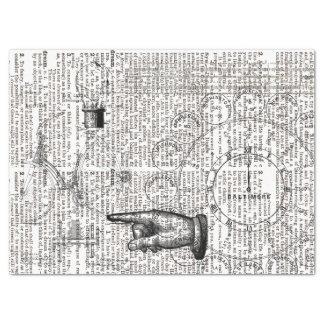 Papier Mousseline Rêve mécanique