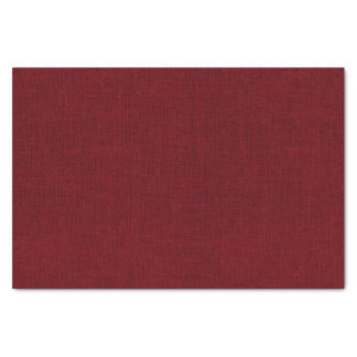 Papier Mousseline Texture rouge-foncé de toile de jute