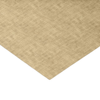 Papier Mousseline Toile de jute rustique de Brown