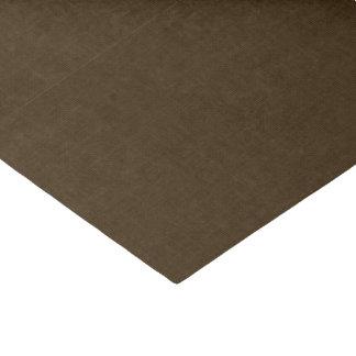 Papier Mousseline Toile de jute rustique de Brown foncé