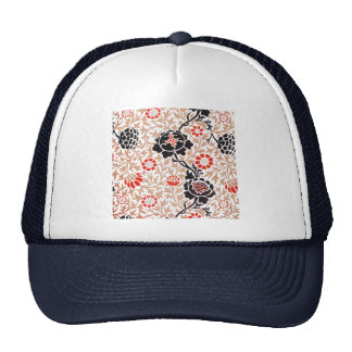 Papier peint de William Morris Grafton Casquettes