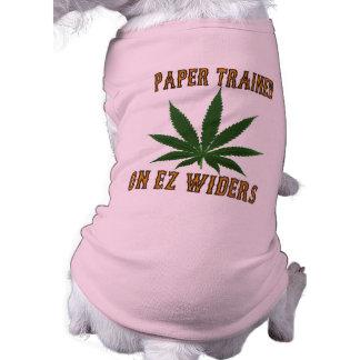 Papier qualifié sur EZ Widers. Manteau Pour Chien