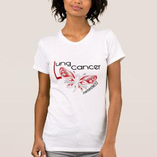 PAPILLON 3,1 de cancer de poumon T-shirt