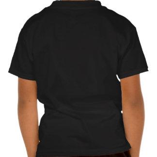 Papillon américain de diva tee shirts
