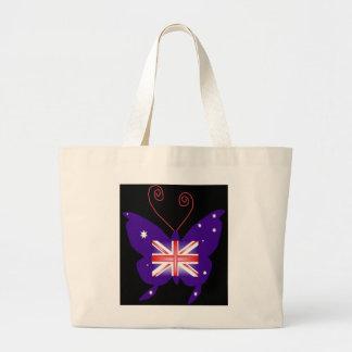 Papillon britannique de diva sacs