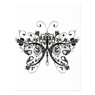 Papillon Cartes Postales
