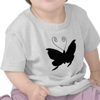 Papillon de diva t-shirts
