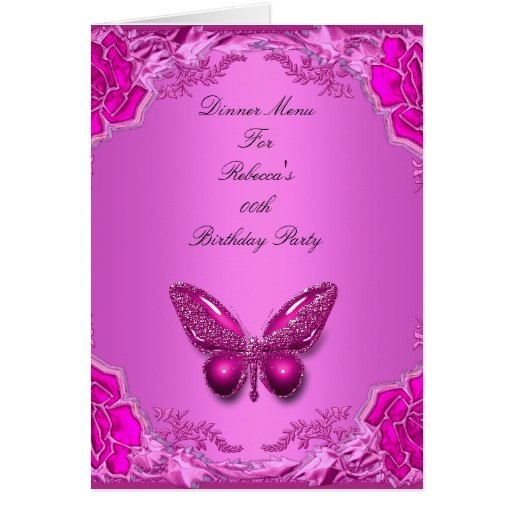 Birthday Tarpaulin Design For Butterfly Template Pictures