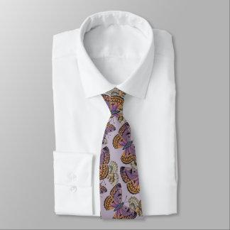 Papillons de cuivre de Boulder Cravate