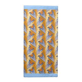 Papillons de Deco Serviettes En Tissus