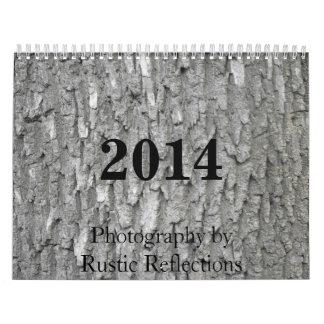 Par le calendrier 2014 de rivière