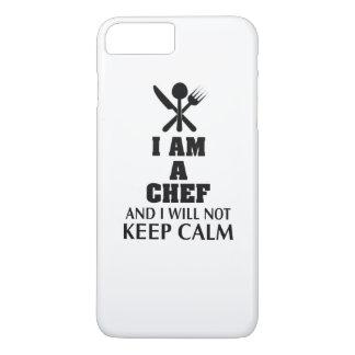 Par un chef pour des chefs coque iPhone 8 plus/7 plus