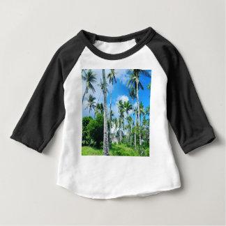 Paradis dans le Pacifique T-shirt Pour Bébé