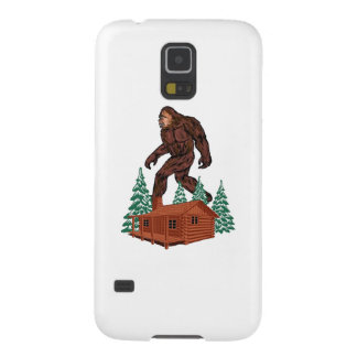 Paradis de Bigfoot Coque Galaxy S5