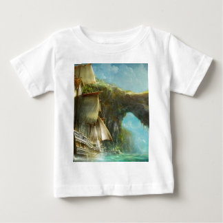 paradis de gamers t-shirt pour bébé