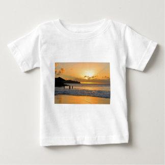 Paradis des Caraïbes T-shirt Pour Bébé