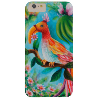 Paradis oiseau coque iPhone 6 plus barely there