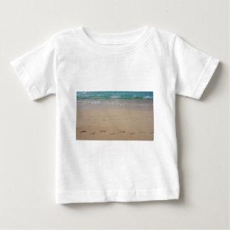 paradis tropical t-shirt pour bébé