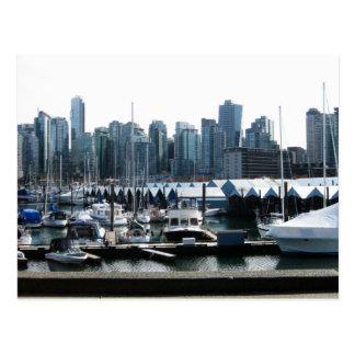 Parc de Vancouver Stanley Carte Postale