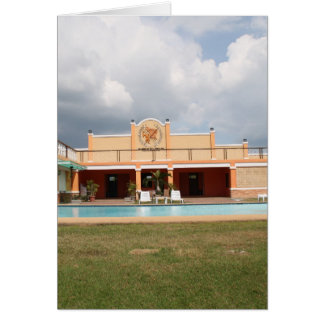 Parc, golf et club national de San Juanico Carte