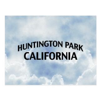 Parc la Californie de Huntington Carte Postale