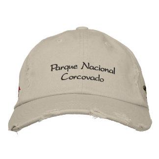 Parc national de Corcovado Casquette Brodée