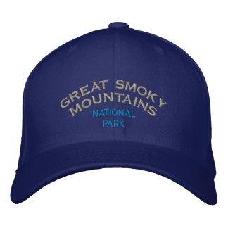 Parc national de Great Smoky Mountains Casquette Brodée
