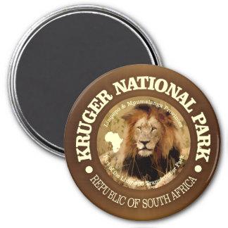Parc national de Kruger (c) Magnet Rond 7,50 Cm