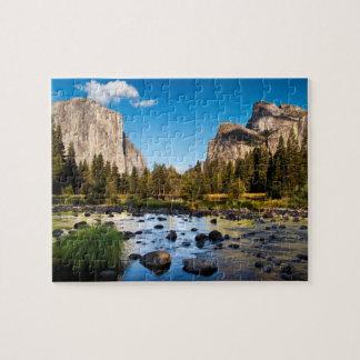 Parc national de Yosemite, la Californie Puzzle