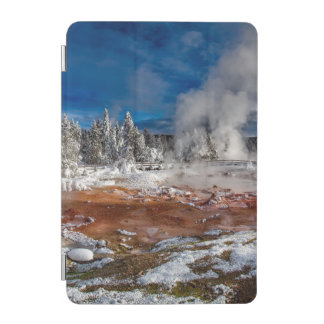 Parc national Wyoming de Yellowstone en hiver Protection iPad Mini
