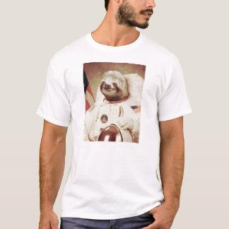 Paresse d'astronaute t-shirt
