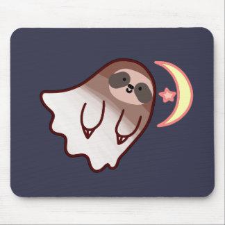 Paresse de fantôme tapis de souris