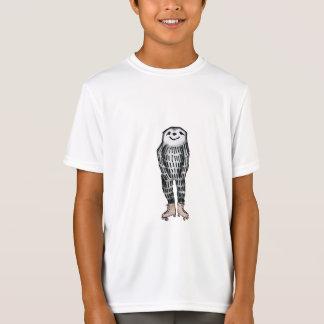 Paresse sur des patins de rouleau T-Shirt