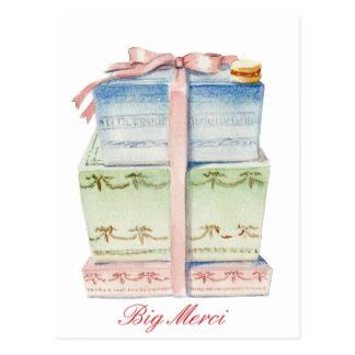 Parijs Cadeaux Briefkaart